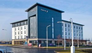 hotel opts for battery backup